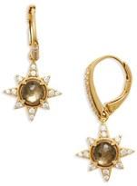 Nadri Women's Holiday Star Drop Earrings