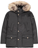 Woolrich Parka with Fur Hood