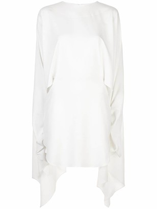Paula Knorr High-Low Hem Dress