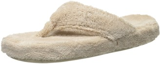 Acorn Women's Spa Thong with Premium Memory Foam