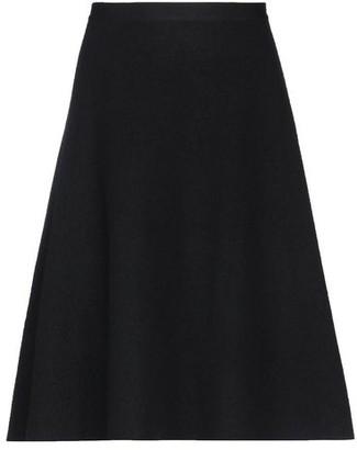 Manostorti 3/4 length skirt
