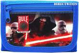 Disney Star Wars Characters Authentic Licensed Children Trifold Wallet