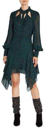Sass & Bide Orchid Club Dress