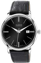 Dugena Premium Men's Quartz Watch Festa 7000180 with Leather Strap