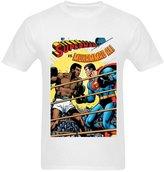 Monalisar Man Tshirt Mens Cotton T-shirt Boys Short Tee for Great Boxer Muhammad Ali Theme