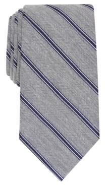 Club Room Men's Classic Stripe Tie, Created for Macy's