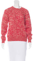 Etoile Isabel Marant Cable-Knit Wool Sweater