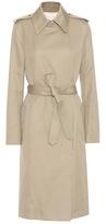 Helmut Lang Trench-coat en coton et l