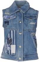 Just Cavalli Denim outerwear - Item 42553569