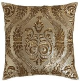 """Callisto Home Sequined Pillow, 22""""Sq."""