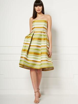 New York & Co. Del Mar Stripe Dress - Eva Mendes Fiesta Collection