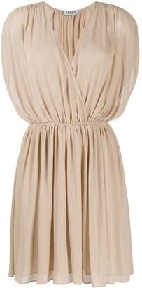 Liu Jo Tulle Style Elasticated Waist Dress