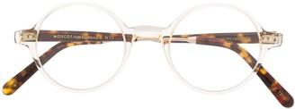 MOSCOT Gittel round frame glasses
