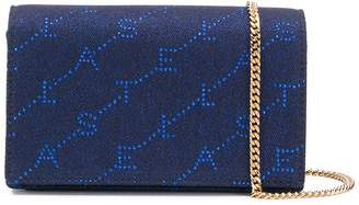Stella McCartney monogram crossbody bag