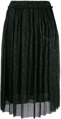 Etoile Isabel Marant Layered Midi Skirt