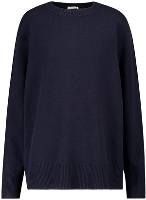 The Row Wool and cashmere sweater