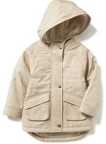 Old Navy Sherpa-Lined Parka for Toddler