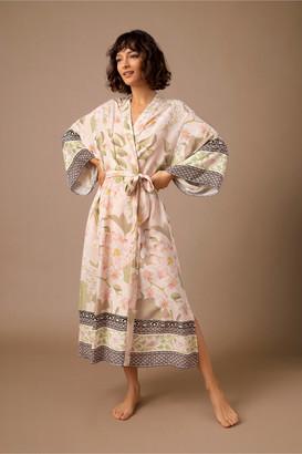 Homebodii Poppins Kimono Robe