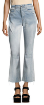 Helmut Lang High Rise Flared Jean
