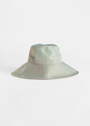 And other stories Duo Tone Wide Bucket Hat