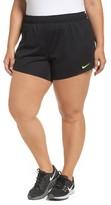 Nike Plus Size Women's Dry Training Shorts