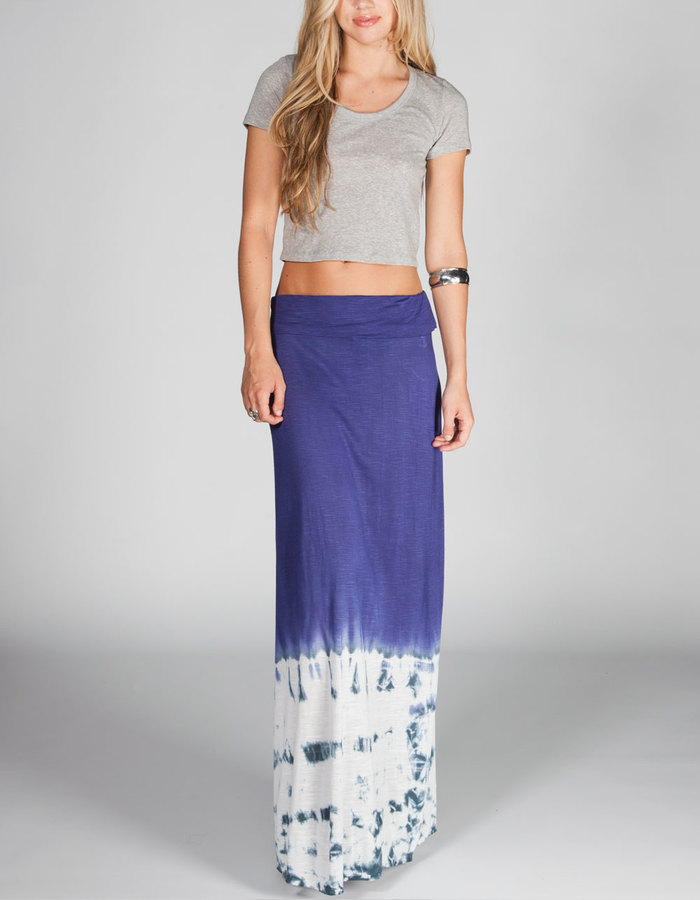 Element Marina Maxi Skirt