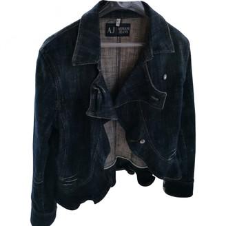 Armani Jeans Blue Denim - Jeans Jacket for Women