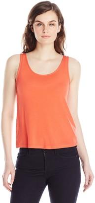 MinkPink Women's Modal Skinny Tank Top
