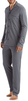 Hanro Men's Night & Day Knit Pajama Set
