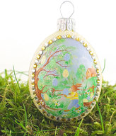 Patricia Breen In the Glade Medium Pastoral Egg Ornament