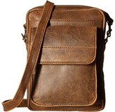 Scully Squadron Collection Travel/Passport Shoulder Tote