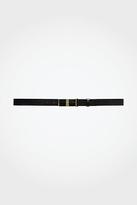 Diane von Furstenberg Tava Belt In Black