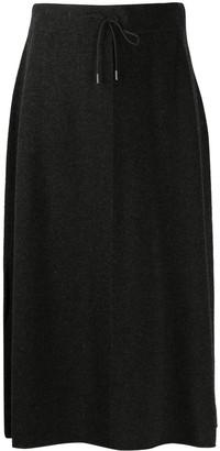 Fabiana Filippi High-Waist Knitted Skirt