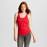 Mossimo Women's Long & Lean Jacquard Tank Top Juniors')