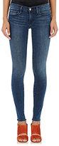 Frame Women's Le Skinny De Jeanne Mid-Rise Jeans-BLUE