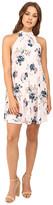 Brigitte Bailey Gabriele Floral Halter Dress