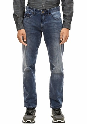 S'Oliver Men's 13.910.71.5811 Loose Fit Jeans