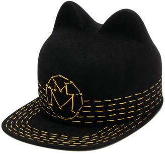 Maison Michel Jamie Wool Hat
