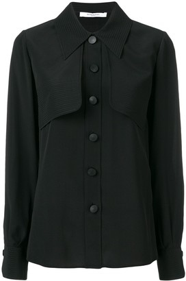 Givenchy Stitch Detail Shirt