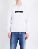 Ami Alexandre Mattiussi Coucou Paris cotton sweatshirt