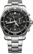 Victorinox Men's Maverick Chronograph Date Bracelet Strap Watch