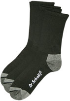 Dr. Scholl's Men's 3-pk. Blister Guard Crew Socks