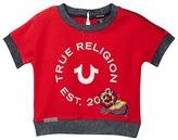 True Religion Active Dolman Tee (Toddler & Little Girls)
