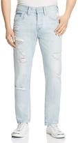 True Religion Dean Slim Fit Jeans in Worn Tropics