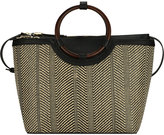 Nine West Alyce Straw Tote