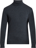Ermenegildo Zegna Roll-neck cashmere sweater