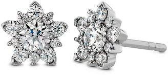 Hearts On Fire 18K 0.60 Ct. Tw. Diamond Aerial Cluster Studs