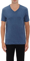 Theory MEN'S GASKELL COTTON V-NECK T-SHIRT