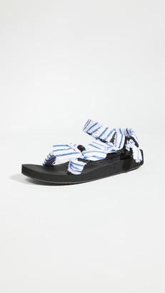 Arizona Love By Any Other Name X Baon Sandals