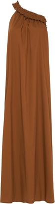 Bird & Knoll Donatella Poplin Maxi Dress